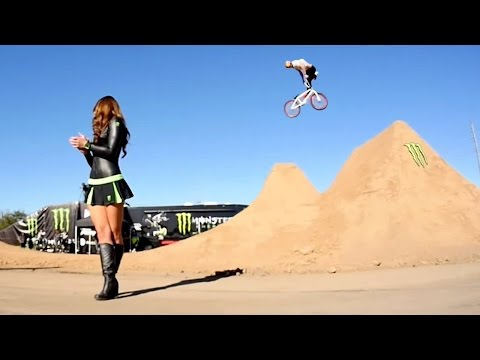 LOST DIRT EVENT? Monster Energy's BMX Showdown!