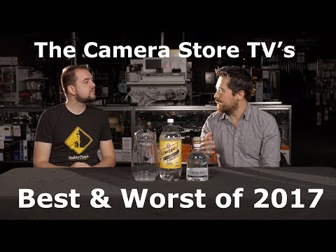 The Best & Worst Photo/Video Gear of 2017