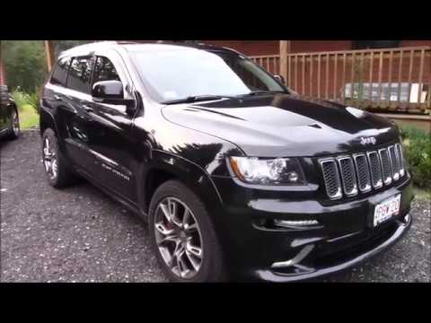 Replacing The Windshield Washer Nozzle With Kieran! 2012 Jeep Grand Cherokee SRT8 (WK2)