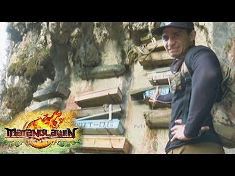 Matanglawin: Wil Dasovich visits the Hanging Coffins of Sagada