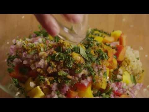 How to Make Cranberry and Cilantro Quinoa | Quinoa Recipe | Allrecipes.com