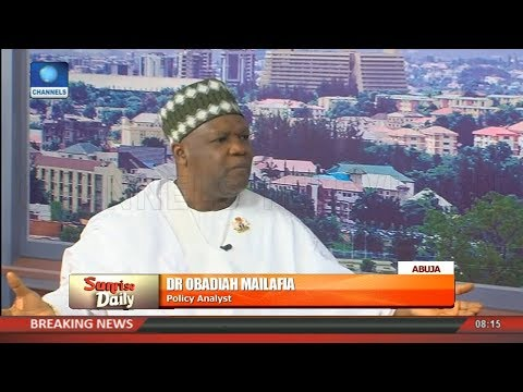 Claim Bragging Rights But Not Without A Downside, Mailafia Rates Economy Under Buhari Pt.1