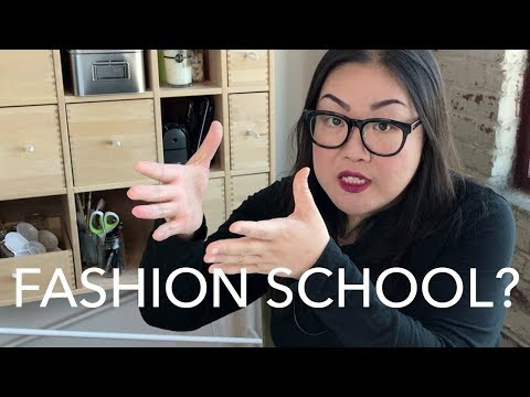 What Do You Learn in Fashion Design School?