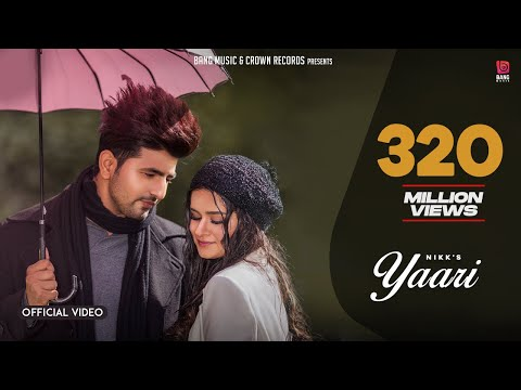 Xxx Mp4 Yaari Official Video Nikk Ft Avneet Kaur Latest Punjabi Songs 2019 New Punjabi Songs 2019 3gp Sex