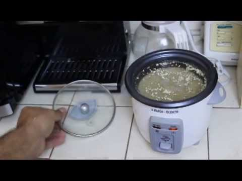 How to make Quinoa with a rice cooker