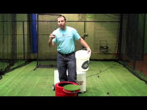 How to Clean Dirty Baseballs - The Oyster Baseball Cleaning Machine!