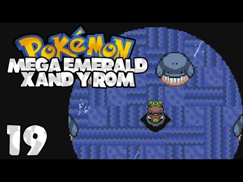 Pokemon Mega Emerald XY Edition - Episode 19 (Distortion Cave - How to Get Through The Maze)