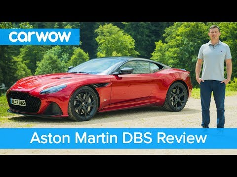 New Aston Martin DBS Superleggera 2019 review - see why it IS worth £225,000!
