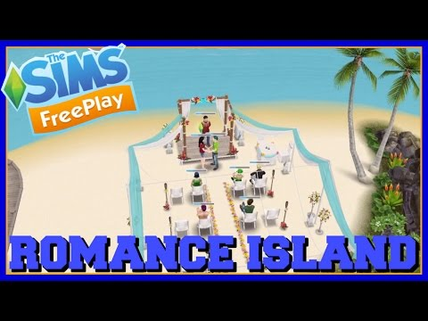 Sims Freeplay | Building Tropical Romance Island #4