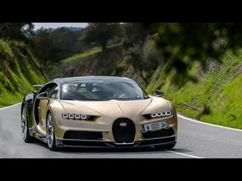 Fast doesn't begin to describe it  2017 Bugatti Chiron First Drive