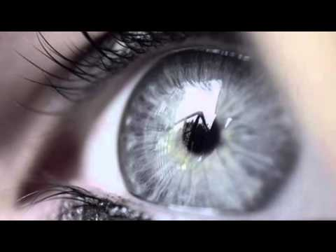 Change your Eye Color to GREY  in 10 SECONDS - Hypnosis - Get Gray Eyes Biokinesis