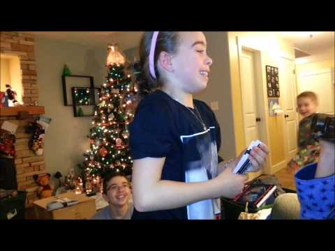 Taylor Swift tickets Christmas surprise!! Will make you cry.