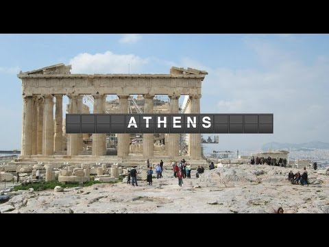DIY E005 - Athens, Avoid Scams, Free Museum Sunday, Shopping, Airport Transfer and Saving Money