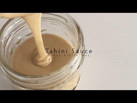 Tahini Sauce (Vegan) #07