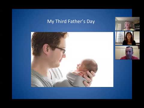 Celebrating Father's Day when You've Lost a Child or Father
