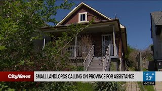 Landlords asking province for special consideration on some evictions