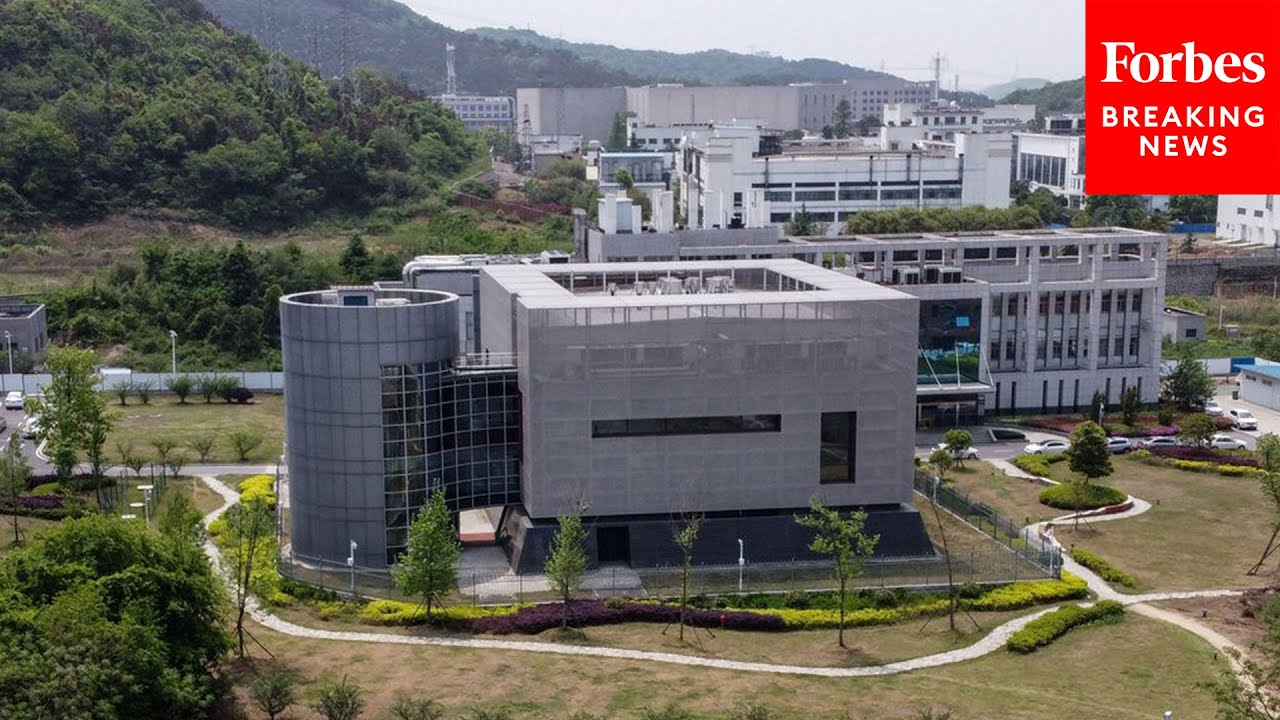 """Declassify It"": GOP Senators Demand Wuhan Virology Lab Information Be Released"
