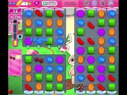 Candy Crush Level 76