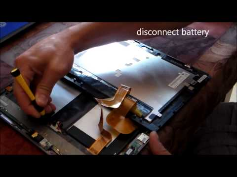 How To Asus transformer Prime Wifi antenna Fix