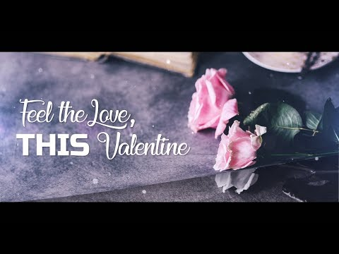 Valentine Special | Modern Slideshow in After Effects - After effects tutorial  - Free Download