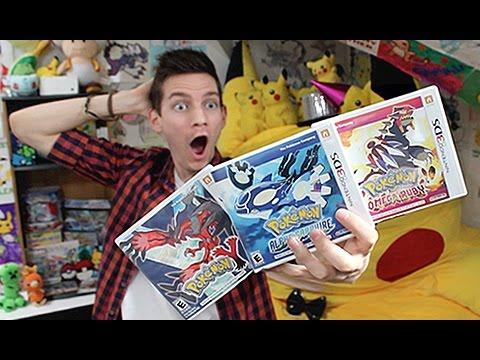 Mail Man Monday Ep #120 ( FREE Pokemon 3DS Games!?!!)