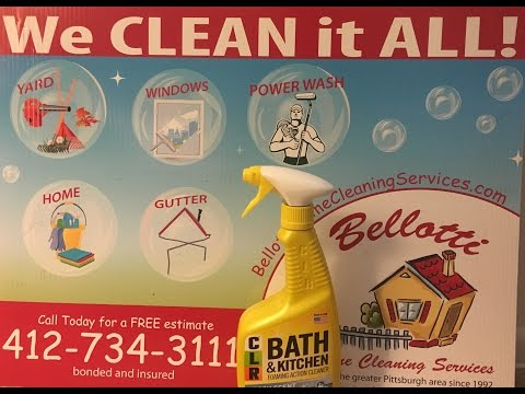 Product Review For CLR KITCHEN AND BATH CLEANER