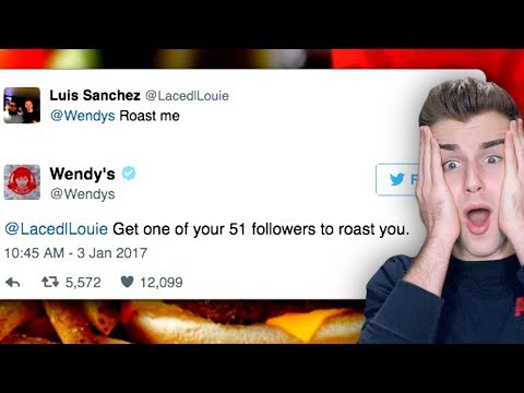Wendy's Roasting People On Twitter Some More