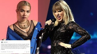 Taylor Swift Fans BASH Hayley Kiyoko, But Taylor's Response Surprises Everyone!