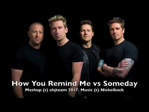 What do you get when you mash up Nickelback with Nickelback