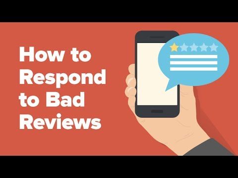 Bad Yelp and Google Reviews | How To Get Rid of Negative Yelp and Google Reviews [Ethically]