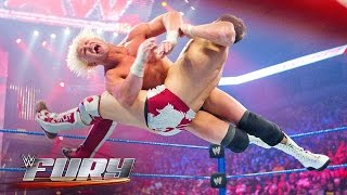 21 disastrous mid-air collisions:  WWE Fury
