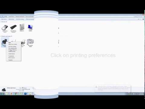 Epson Printer Trouble Shooting - Head Alignment For MisAligned Printing