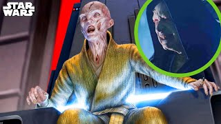 Star Wars Novel FINALLY Confirms Who Snoke Is and FULL ORIGINS
