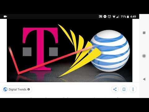 Verizon, AT&T, T-Mobile tv services, BOGO deal, Q4 numbers.