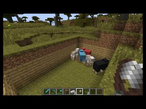 Get Unlimited Colored Wool in Minecraft