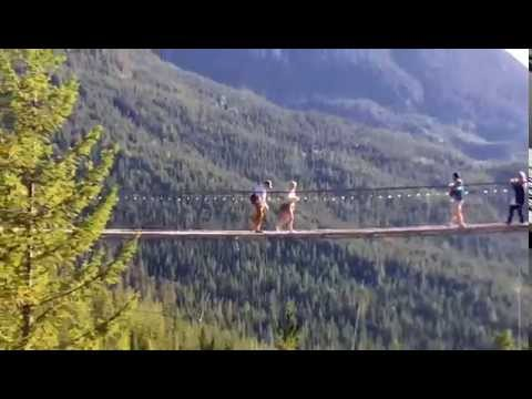 Vancouver Canada FREE Things TO DO Suspension Bridge Squamish Sea to SKy Gondola EH TV