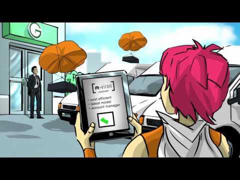 MViron Stone Promotional Animation