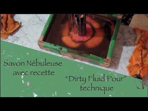 Savon Nébuleuse - Dirty Fluid Pour Technique