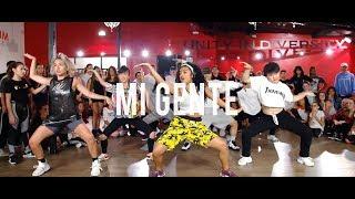 "J Balvin - ""Mi Gente""   Phil Wright/Chris Gayle Choreography   Ig : @phil_wright_"