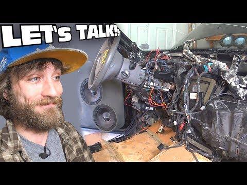 Truck Still TORN APART???  EXO Car Audio Updates & 10,000 Watt Subwoofer Bass Flex on Dual 18