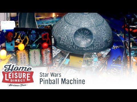 Star Wars: Data East Pinball Machine (Data East 1992)