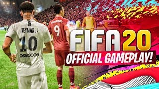 Download FIFA 20 Exclusive Gameplay! Video