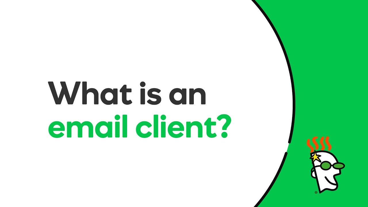 What Is An Email Client? | GoDaddy