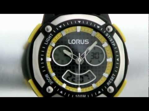 Lorus R2329EX9 Gents Watch