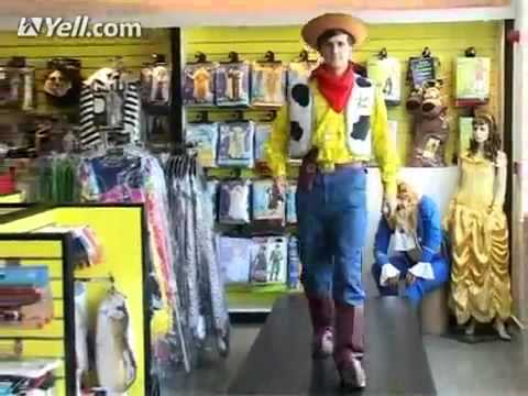 Fancy Dress Costumes from Dazzle Fancy Dress Shop in Hamilton