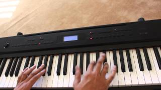 """Love Yourz"" Piano Tutorial"