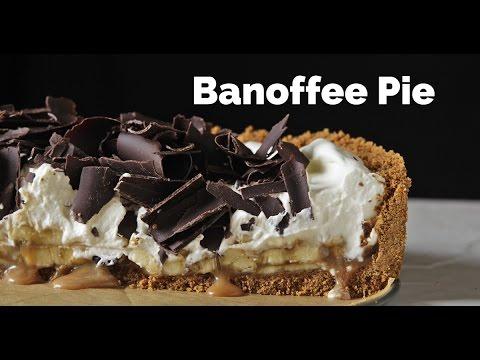 Banoffee Pie Recipe | Yummy Ph