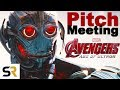 Avengers Age Of Ultron Pitch Meeting