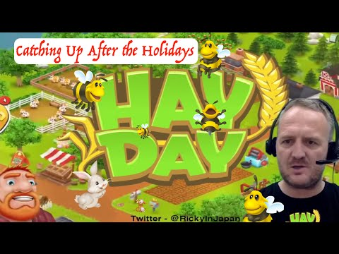 Hay Day - Holiday Catch-Up, Reviews and Chat