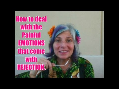 LOVE VIBE TV: How to deal with Rejection.